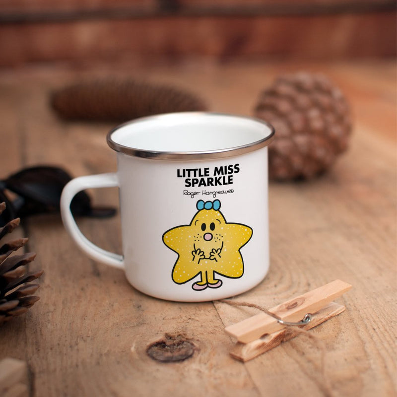 Little Miss Sparkle Children's Mug (Lifestyle)