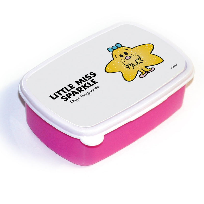 Little Miss Sparkle Lunchbox (Pink)