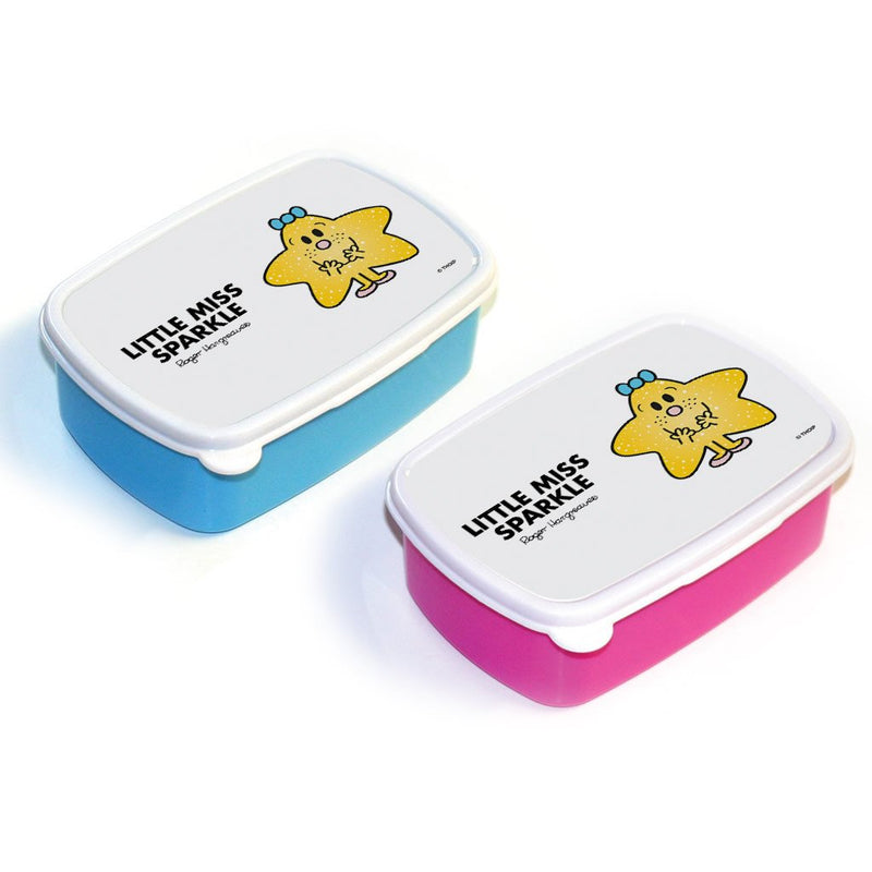 Little Miss Sparkle Lunchbox