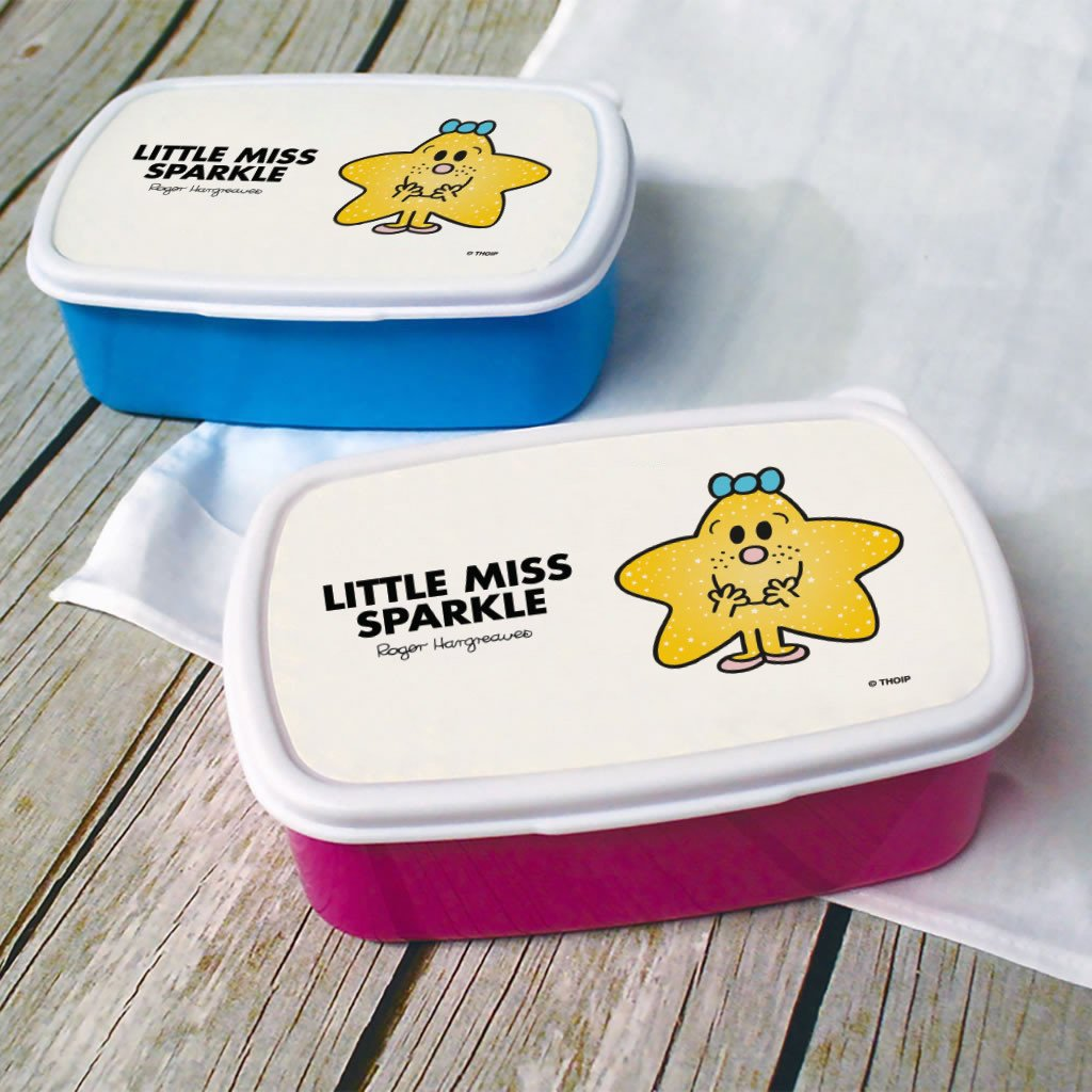 Little Miss Sparkle Lunchbox (Lifestyle)