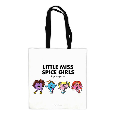 b70084ab Little Miss Spice Girls Tote Bag