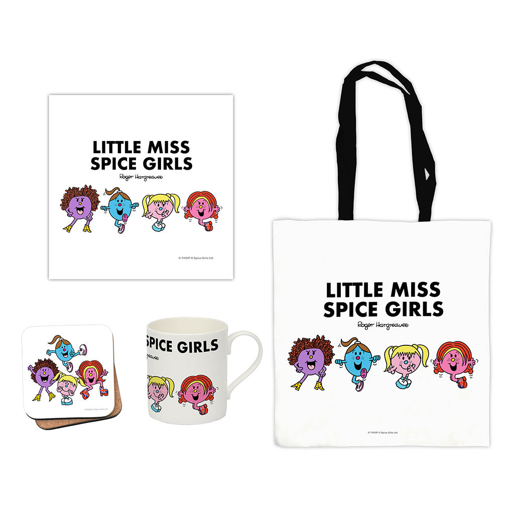 Little Miss Spice Girls Bundle