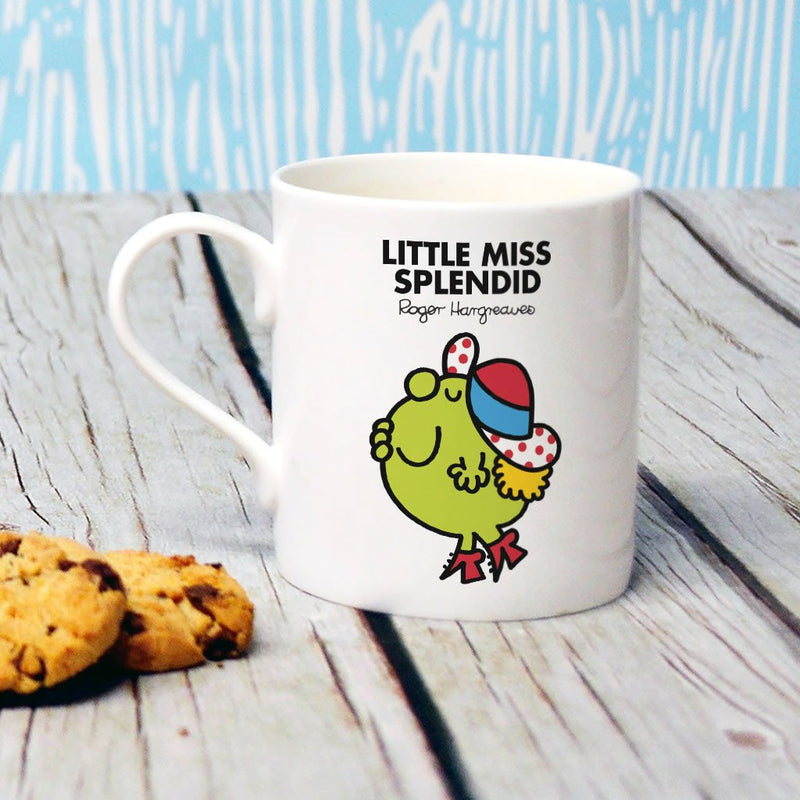Little Miss Splendid Bone China Mug (Lifestyle)