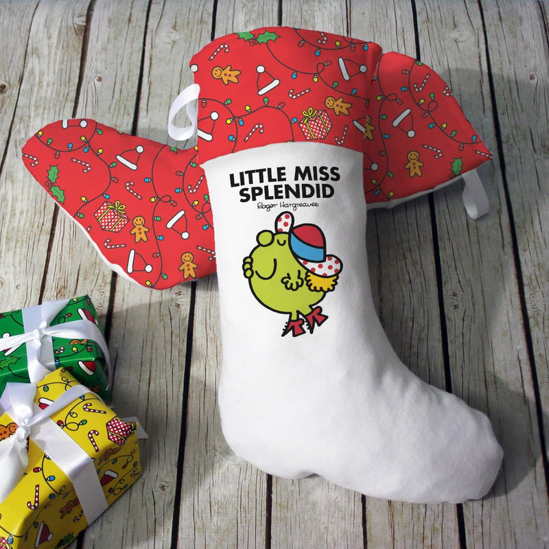 Little Miss Splendid Christmas Stocking (Lifestyle)