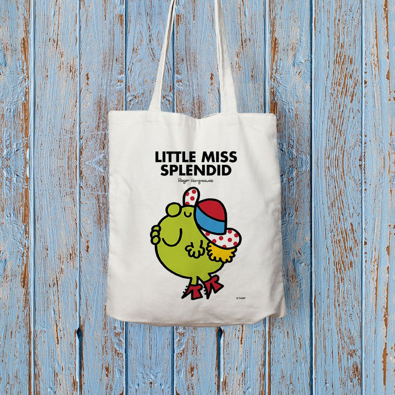 Little Miss Splendid Long Handled Tote Bag (Lifestyle)