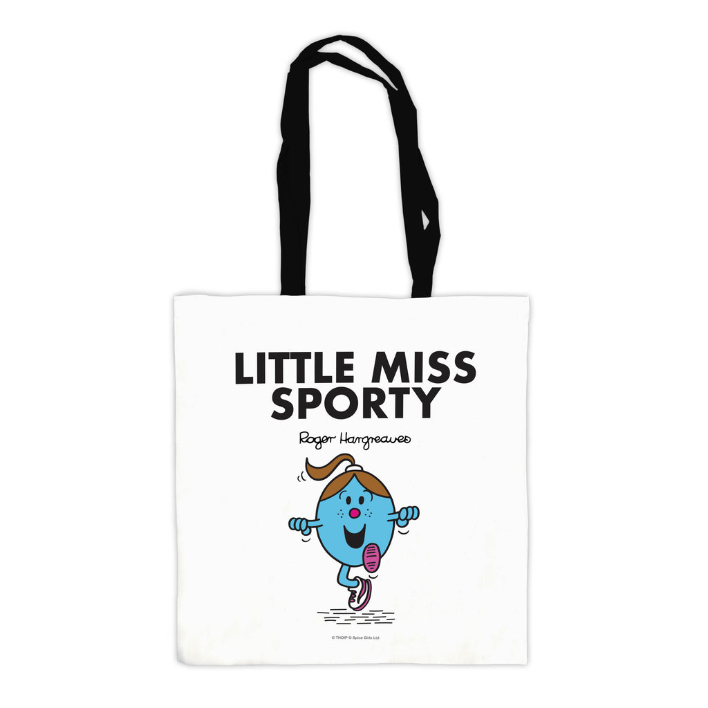 Little Miss Sporty Tote Bag
