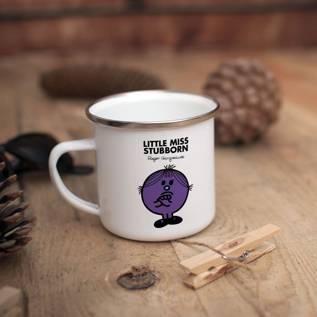 Little Miss Stubborn Children's Mug (Lifestyle)