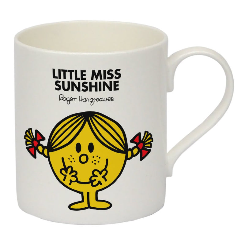 Little Miss Sunshine Bone China Mug
