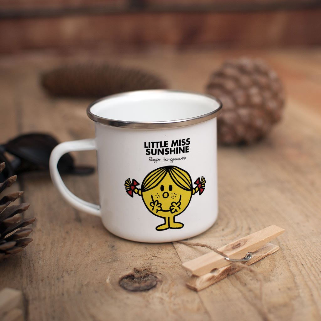 Little Miss Sunshine Children's Mug (Lifestyle)