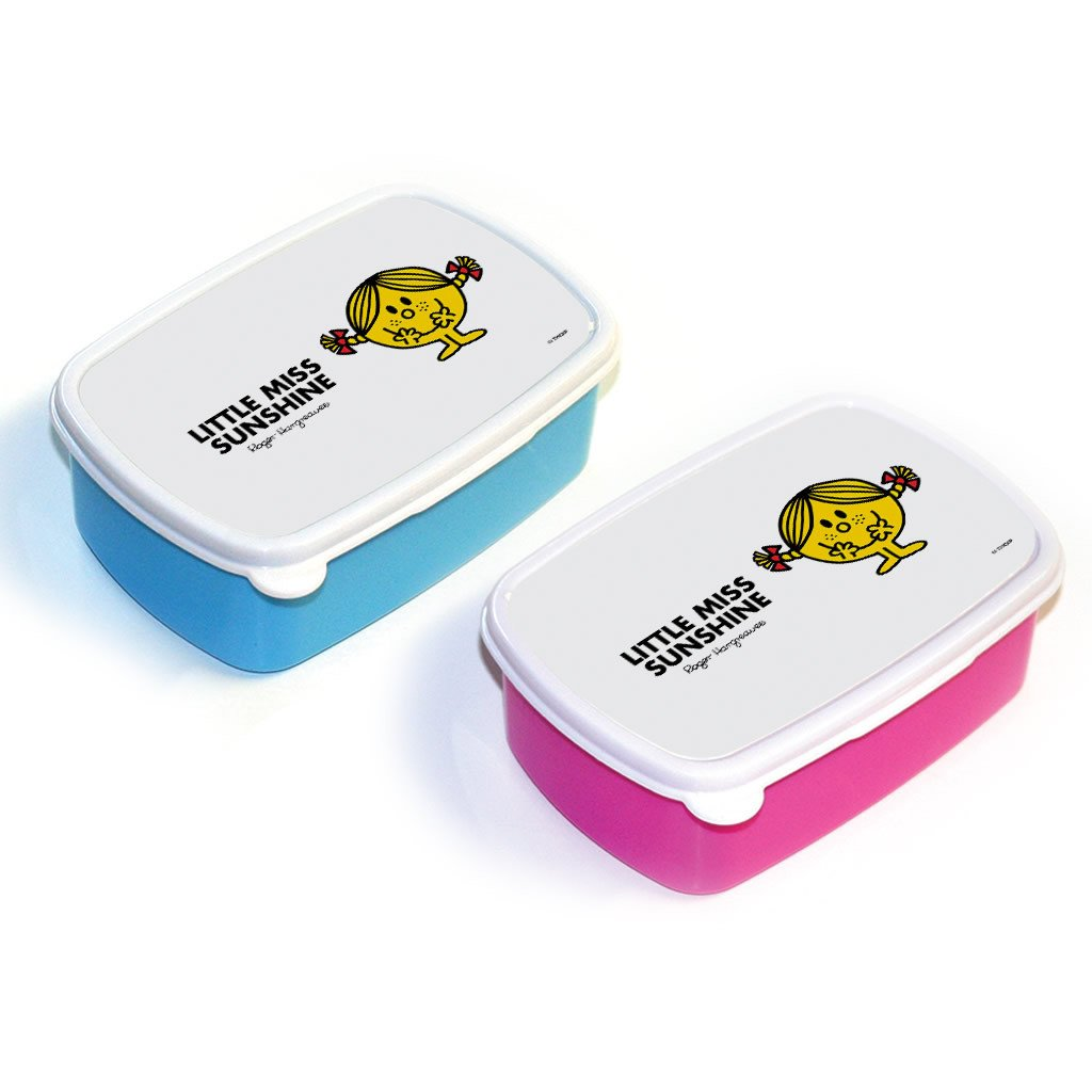 Little Miss Sunshine Lunchbox