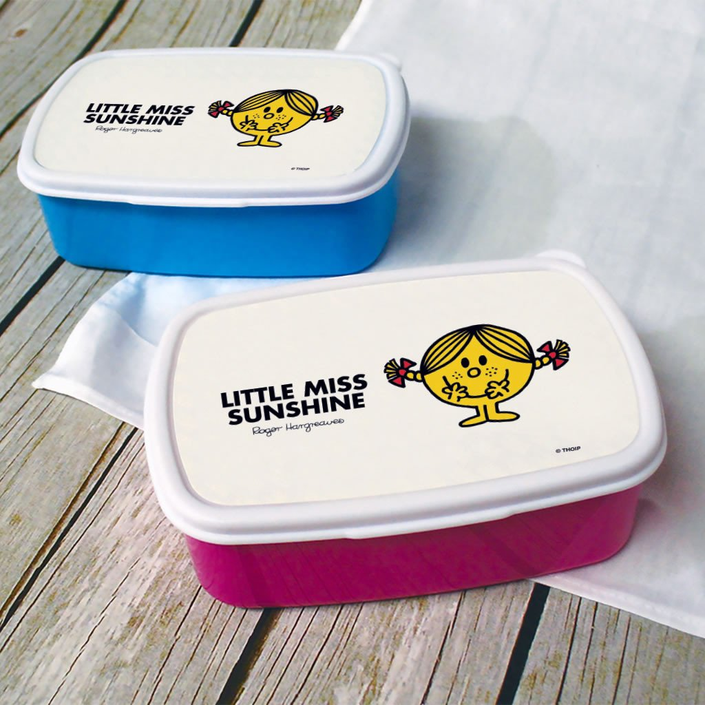 Little Miss Sunshine Lunchbox (Lifestyle)