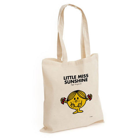Little Miss Sunshine Long Handled Tote Bag
