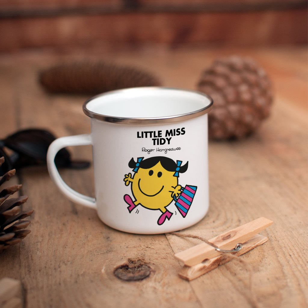 Little Miss Tidy Children's Mug (Lifestyle)