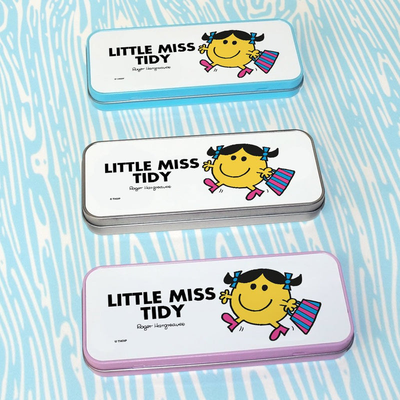 Little Miss Tidy Pencil Case Tin (Lifestyle)