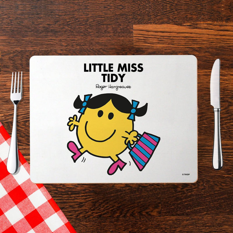 Little Miss Tidy Cork Placemat (Lifestyle)