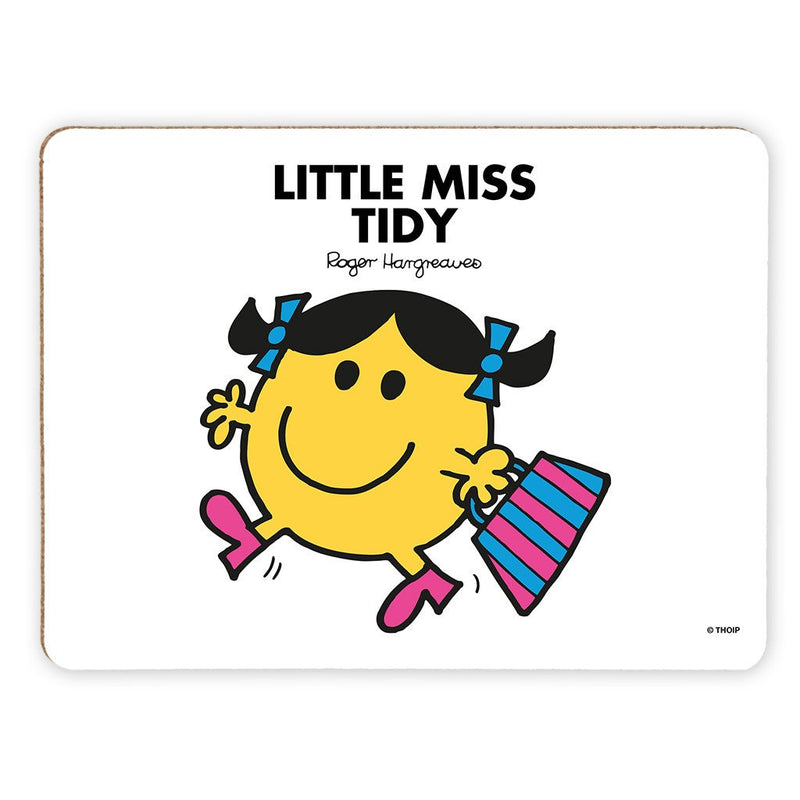 Little Miss Tidy Cork Placemat