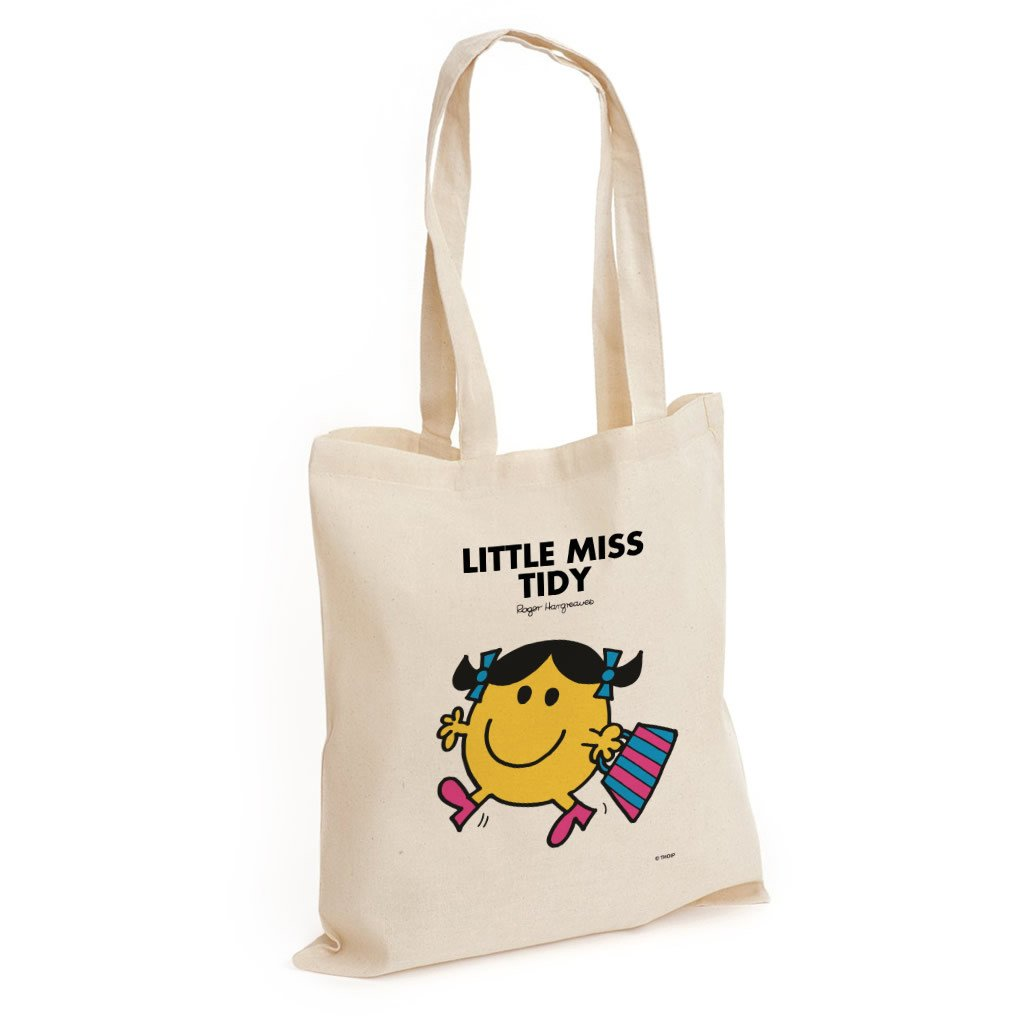 Little Miss Tidy Long Handled Tote Bag