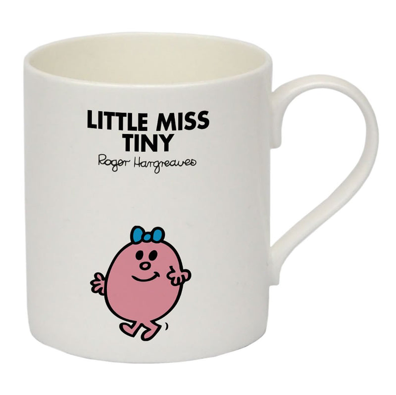 Little Miss Tiny Bone China Mug