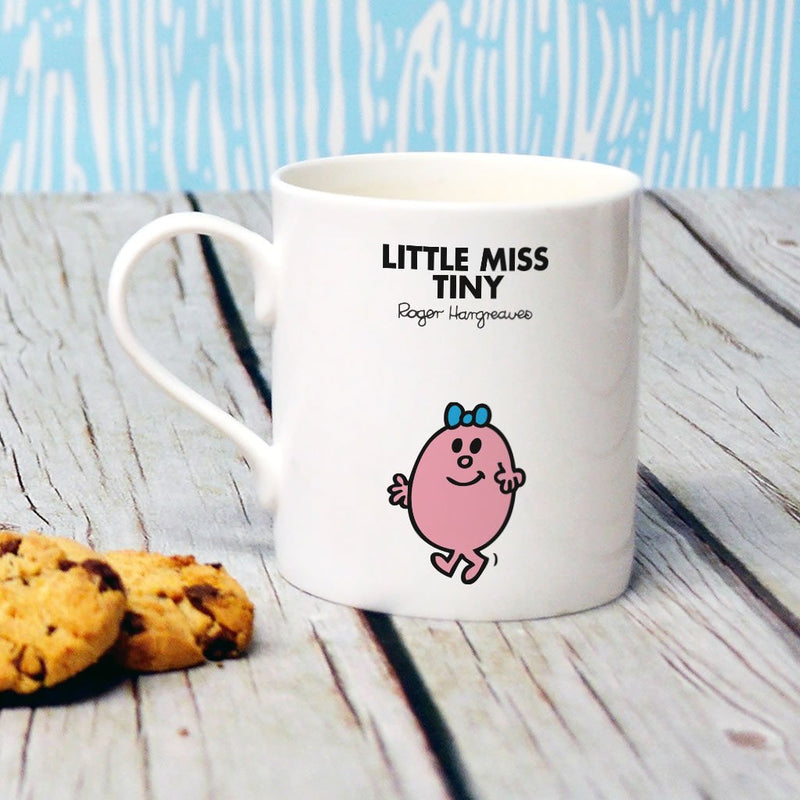 Little Miss Tiny Bone China Mug (Lifestyle)