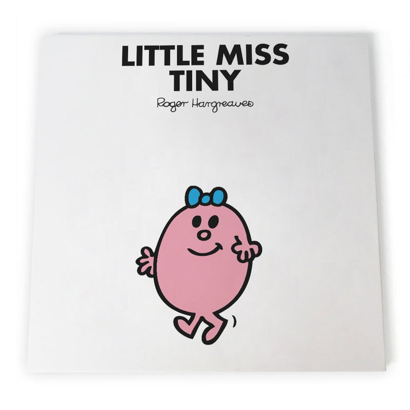 Little Miss Tiny Canvas