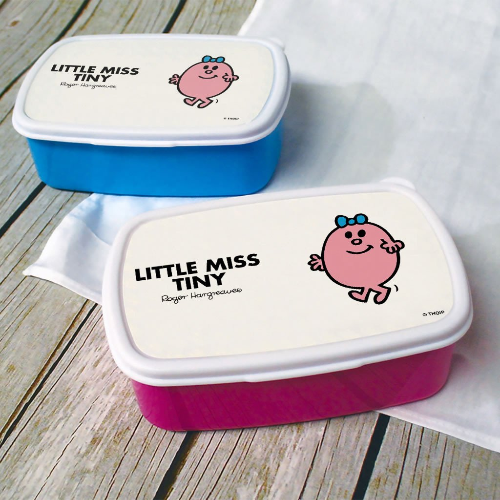 Little Miss Tiny Lunchbox (Lifestyle)