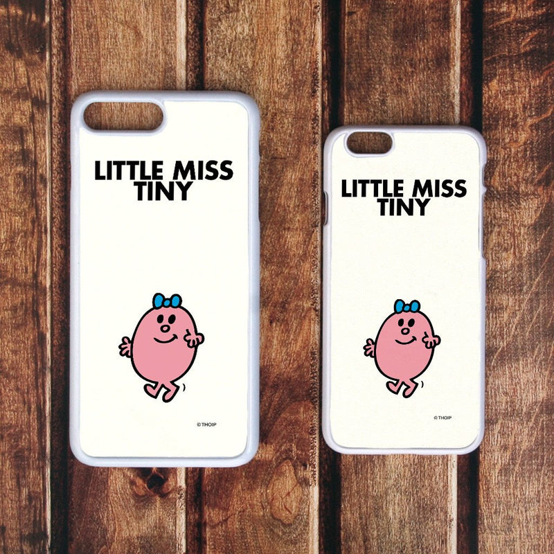 Little Miss Tiny White Phone Case (Lifestyle)