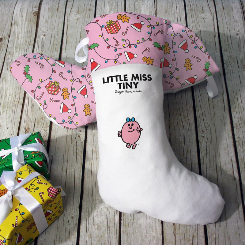 Little Miss Tiny Christmas Stocking (Lifestyle)