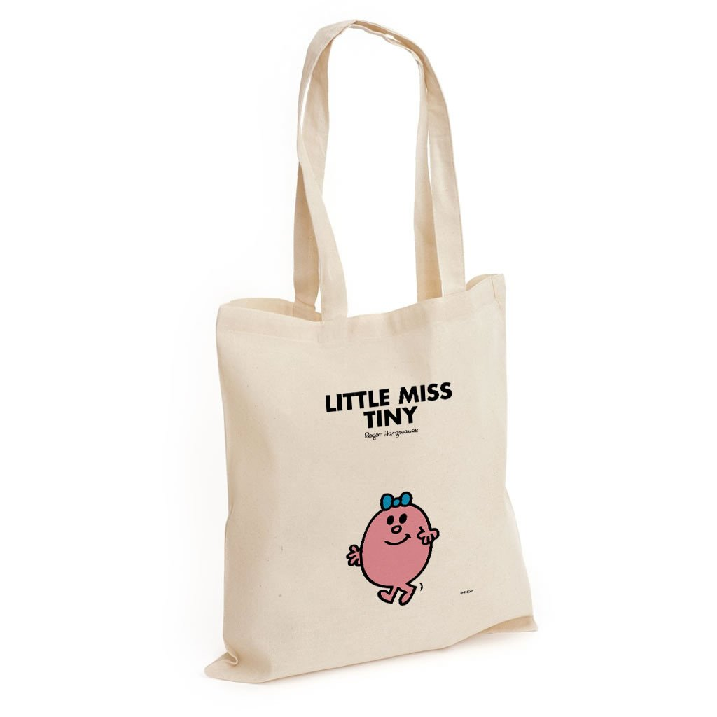 Little Miss Tiny Long Handled Tote Bag