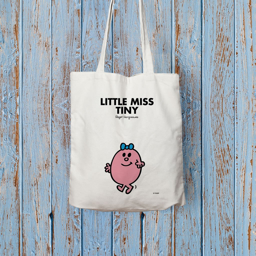 Little Miss Tiny Long Handled Tote Bag (Lifestyle)