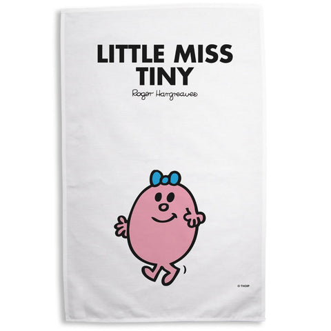 Little Miss Tiny Tea Towel