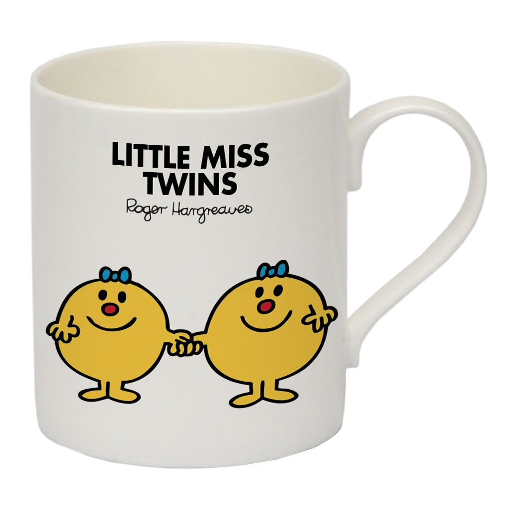 Little Miss Twins Bone China Mug