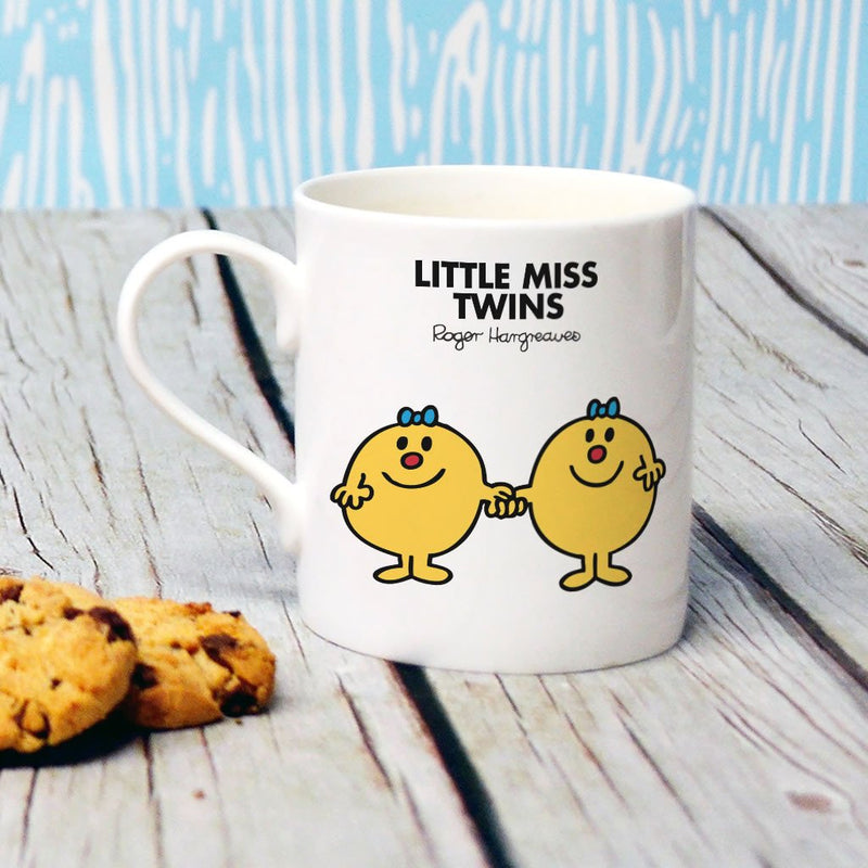 Little Miss Twins Bone China Mug (Lifestyle)