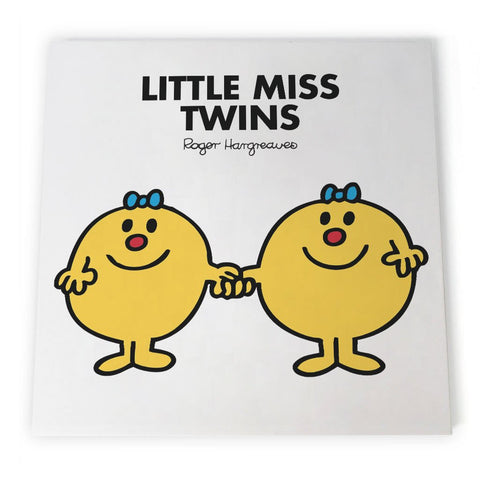 Little Miss Twins Canvas