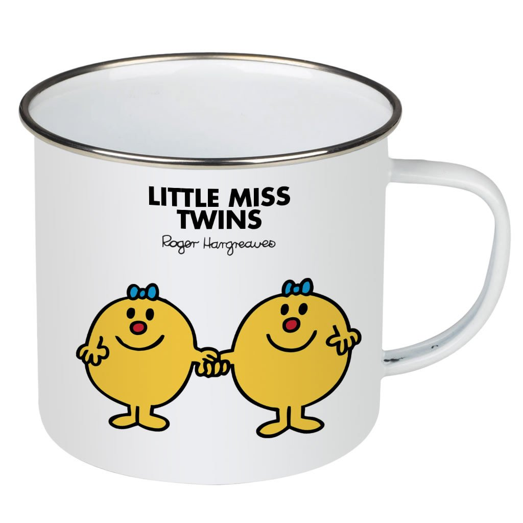Little Miss Twins Children's Mug