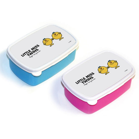 Little Miss Twins Lunchbox