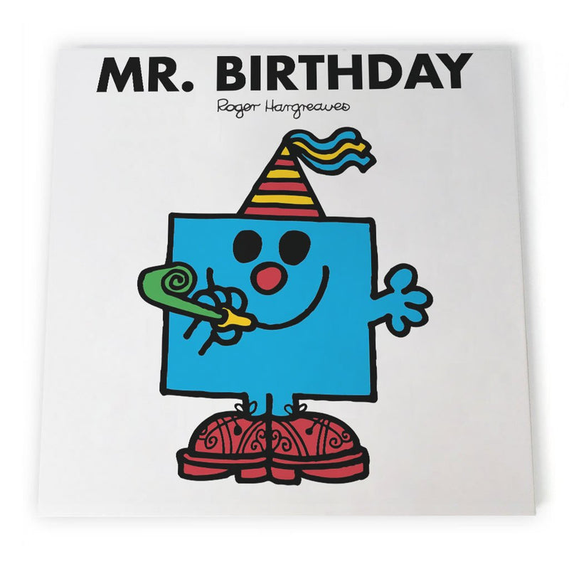Mr. Birthday Canvas