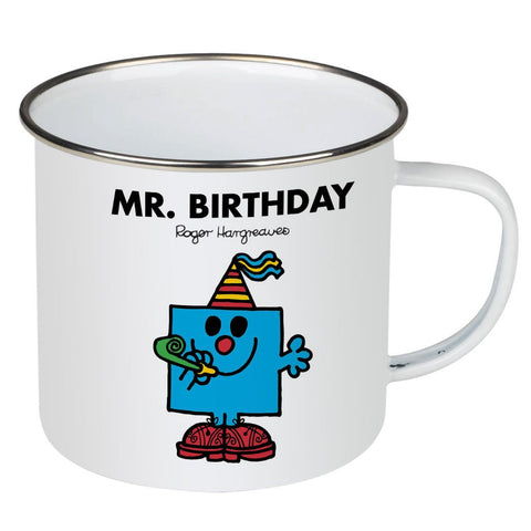 Mr. Birthday Children's Mug