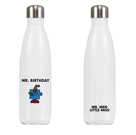 Mr. Birthday Premium Water Bottle