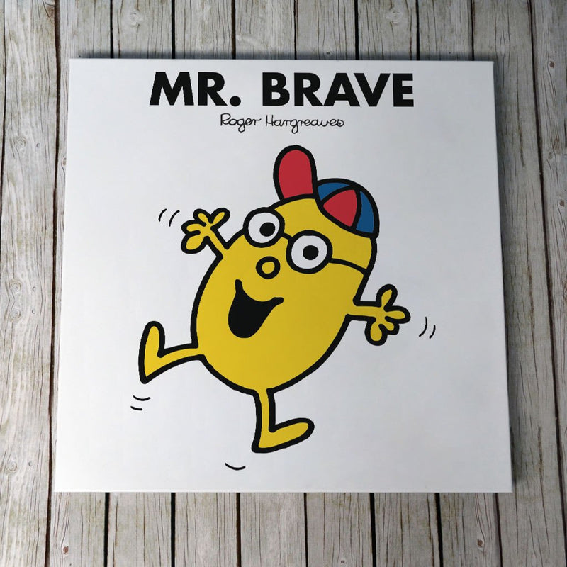 Mr. Brave Canvas (Lifestyle)