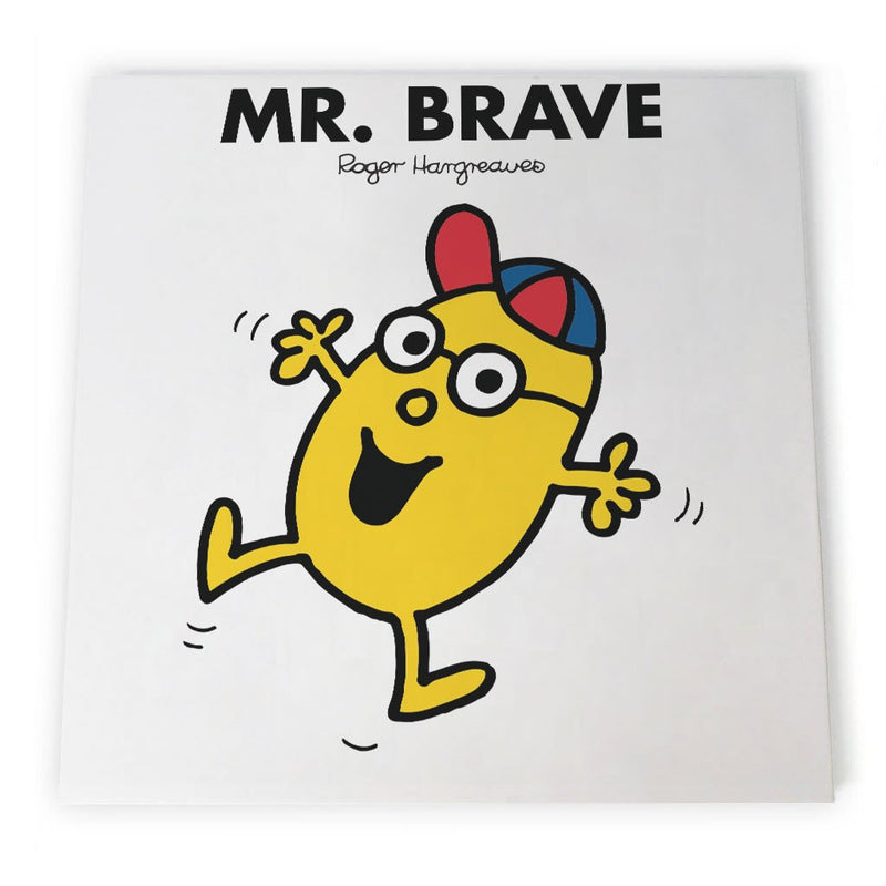 Mr. Brave Canvas