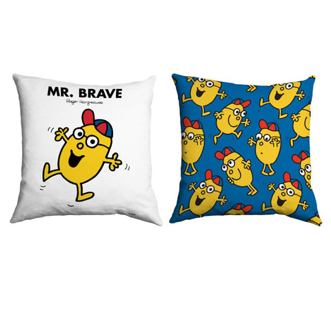 Mr. Brave Micro Fibre Cushion