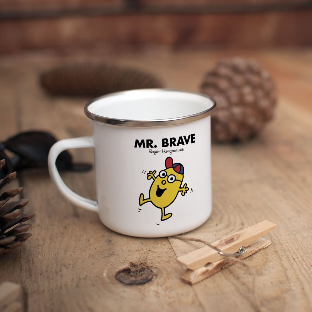 Mr. Brave Children's Mug (Lifestyle)