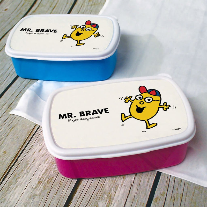 Mr. Brave Lunchbox (Lifestyle)