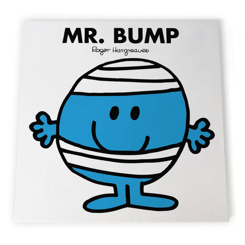 Mr. Bump Canvas