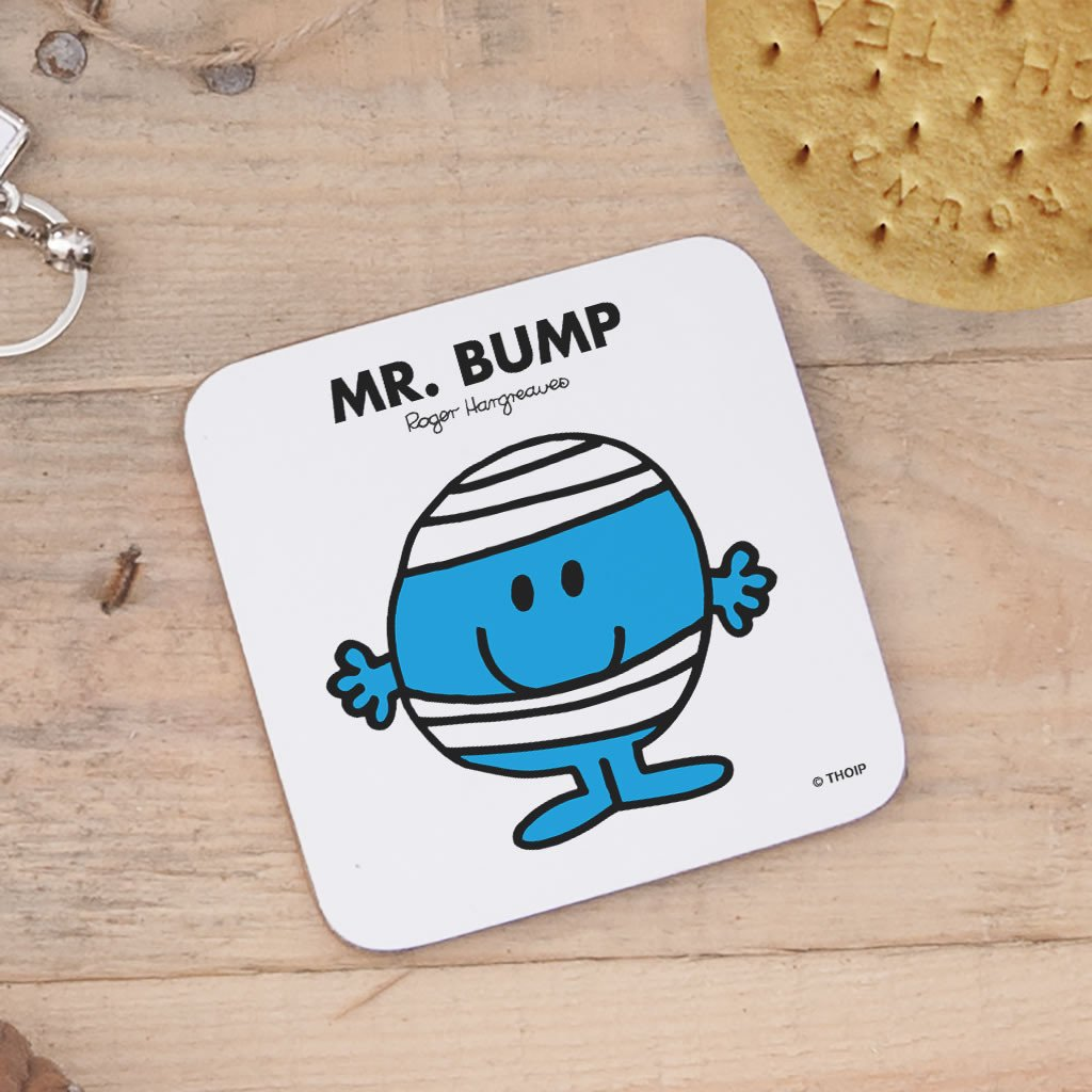 Mr. Bump Cork Coaster (Lifestyle)