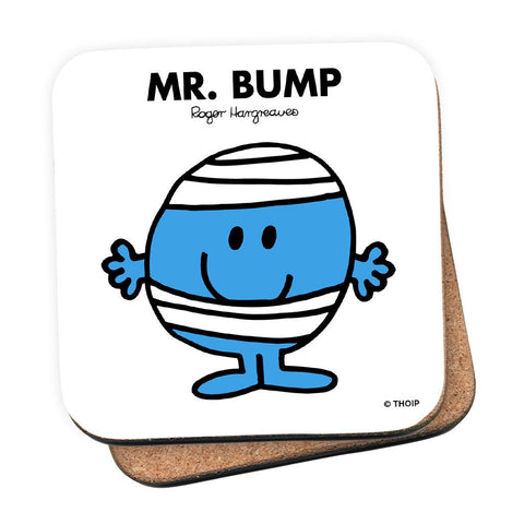Mr. Bump Cork Coaster