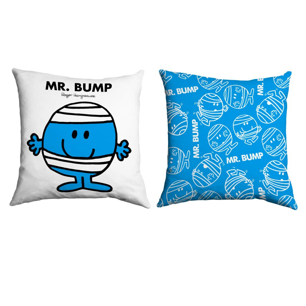 Mr. Bump Micro Fibre Cushion