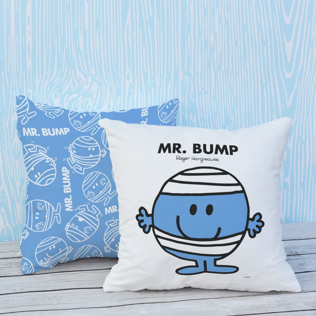 Mr. Bump Micro Fibre Cushion (Lifestyle)