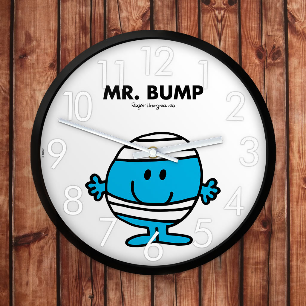 Mr. Bump Personalised Clock (Lifestyle)