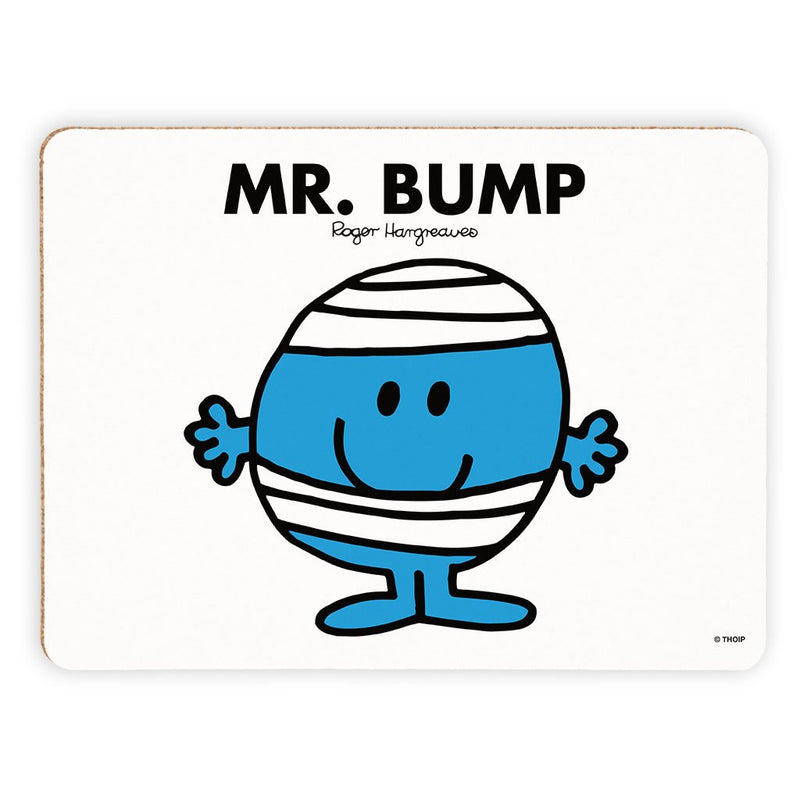 Mr. Bump Cork Placemat